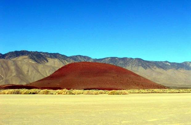 Owens Valley Cinder Cone