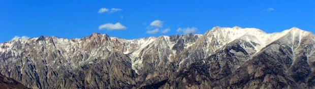 Owens Valley Sierra View