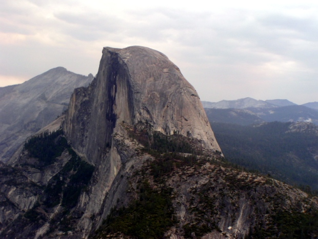 Profile of Half-Dome